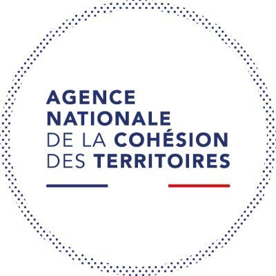 ANCT logo Agence Nationale Cohésion Territoires