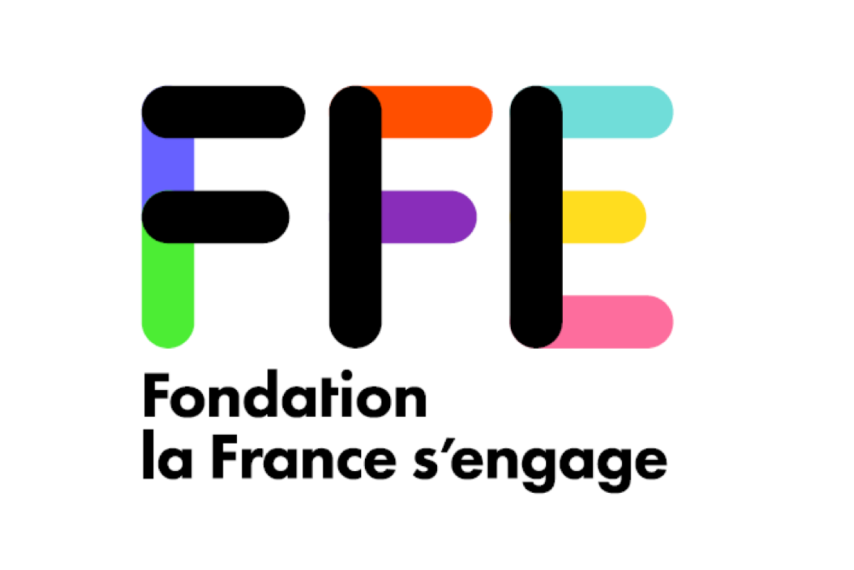 Logo FFE Fondation la France s'Engage