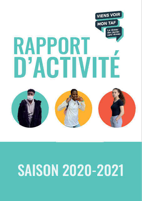 Rapport d'activité 2019 ViensVoirMonTaf